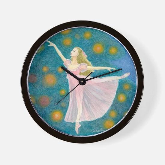 Clara Ballet Wall Clock