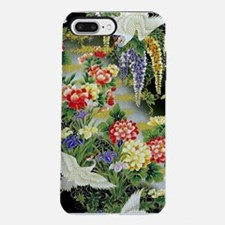 Oriental Cranes Pattern P iPhone 7 Plus Tough Case