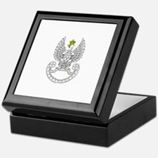 Polish Army Eagle Keepsake Box