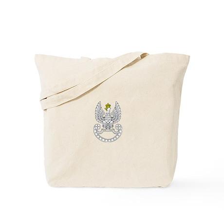 Polish Army Eagle Tote Bag