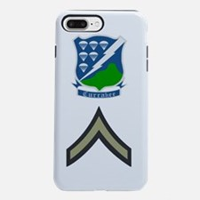 2-Army-506th-Infantry-Pfc iPhone 7 Plus Tough Case