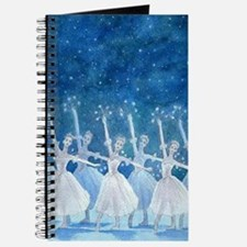Dance of the Snowflakes Ballet Journal