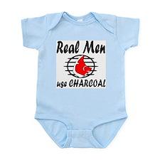 Charcoal Infant Bodysuit
