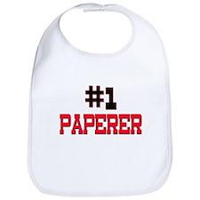 Number 1 PAPERER Bib