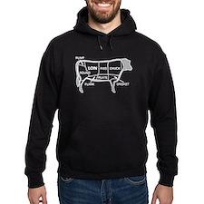 Beef Diagram Hoodie