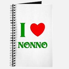 I Love Nonno Journal