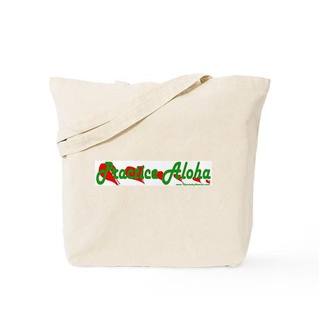 Practice Aloha Tote Bag