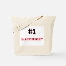 Number 1 PALAEOPEDOLOGIST Tote Bag