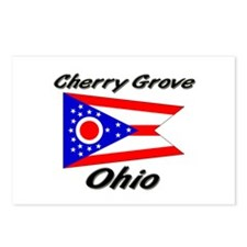 Cherry Grove Ohio Postcards (Package of 8)
