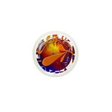 Shatter ROCK DANNY GOKEY Mini Button