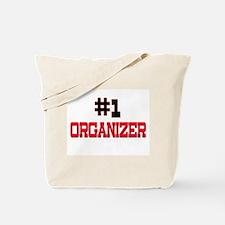 Number 1 ORGANIZER Tote Bag