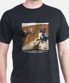 Entertaining the Witness T-Shirt