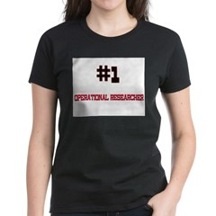 Number 1 OPERATIONAL RESEARCHER Tee