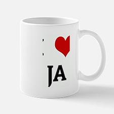 I Love JA Mug