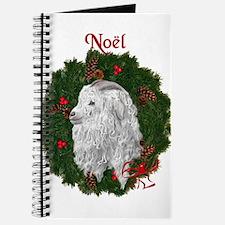 Angora Goat Noel Journal