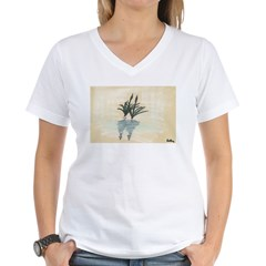 Reeds in the Mist Shirt