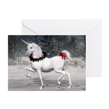 Holiday Unicorn Greeting Cards (Pk of 10)