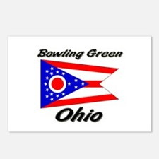 Bowling Green Ohio Postcards (Package of 8)
