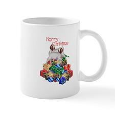 Boer Goat Christmas Mug