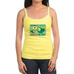 MOMMA'S LITTLE tweet HEART Jr. Spaghetti Tank