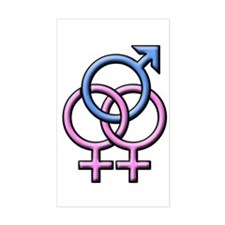 SWINGERS SYMBOL FMF Rectangle Decal