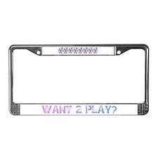 SWINGERS SYMBOL FMF License Plate Frame