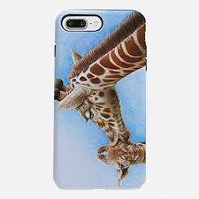 Giraffe and Calf iPhone 7 Plus Tough Case