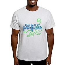 Chlorine is my Perfume (3 des T-Shirt