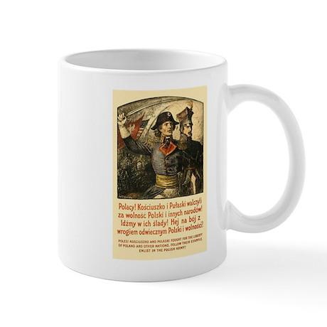 Benda Kosciuszko/Pulaski Mug