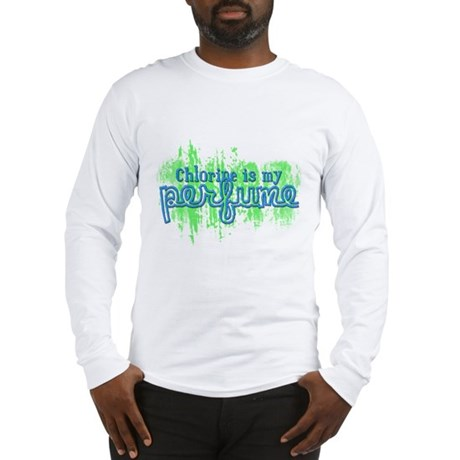 Chlorine is my Perfume (3 des Long Sleeve T-Shirt