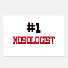 Number 1 NOSOLOGIST Postcards (Package of 8)