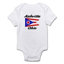 Ashville Ohio Infant Bodysuit