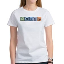 Palestine made of Elements Tee