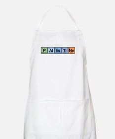 Palestine made of Elements BBQ Apron