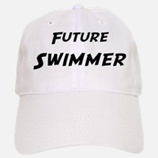 Future Swimmer Baseball Baseball Cap