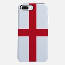England Flag iPhone 7 Plus Tough Case