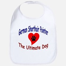 German Shorthair Pointer Bib