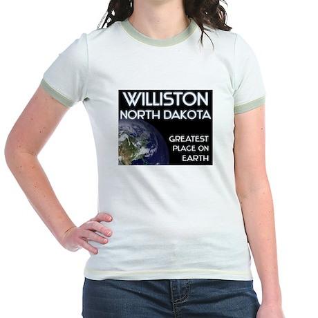 williston north dakota - greatest place on earth J