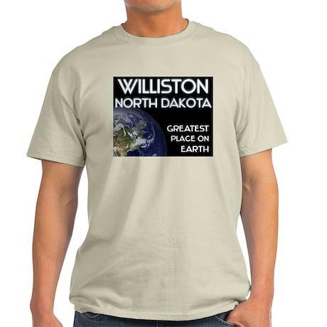 williston north dakota - greatest place on earth L
