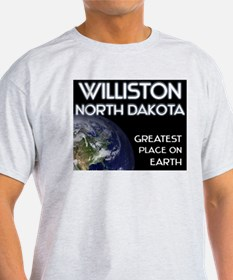 williston north dakota - greatest place on earth L