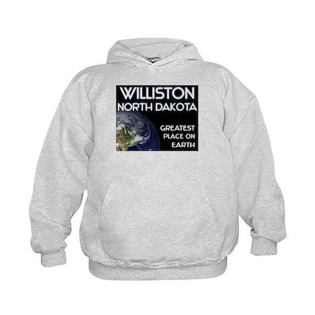 williston north dakota - greatest place on earth K