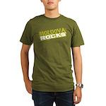 Moldova Rocks Organic Men's T-Shirt (dark)