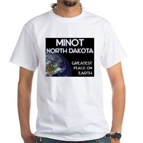 minot north dakota - greatest place on earth White