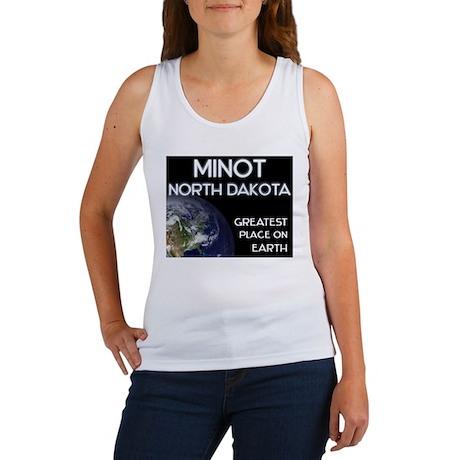 minot north dakota - greatest place on earth Women