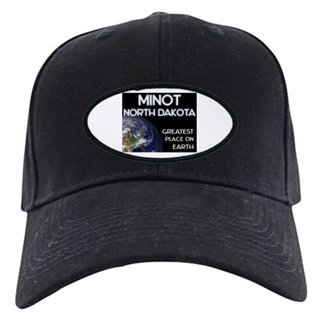 minot north dakota - greatest place on earth Black