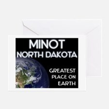 minot north dakota - greatest place on earth Greet