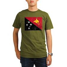 Vintage Papua New Guinea T-Shirt
