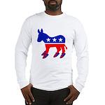DONKEY WITH BIRKS Long Sleeve T-Shirt