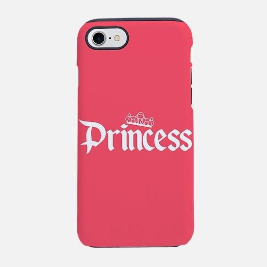 Princess iPhone 7 Tough Case