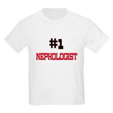 Number 1 NEPHOLOGIST T-Shirt